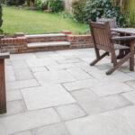 garden patios Charton-On-Otmoor